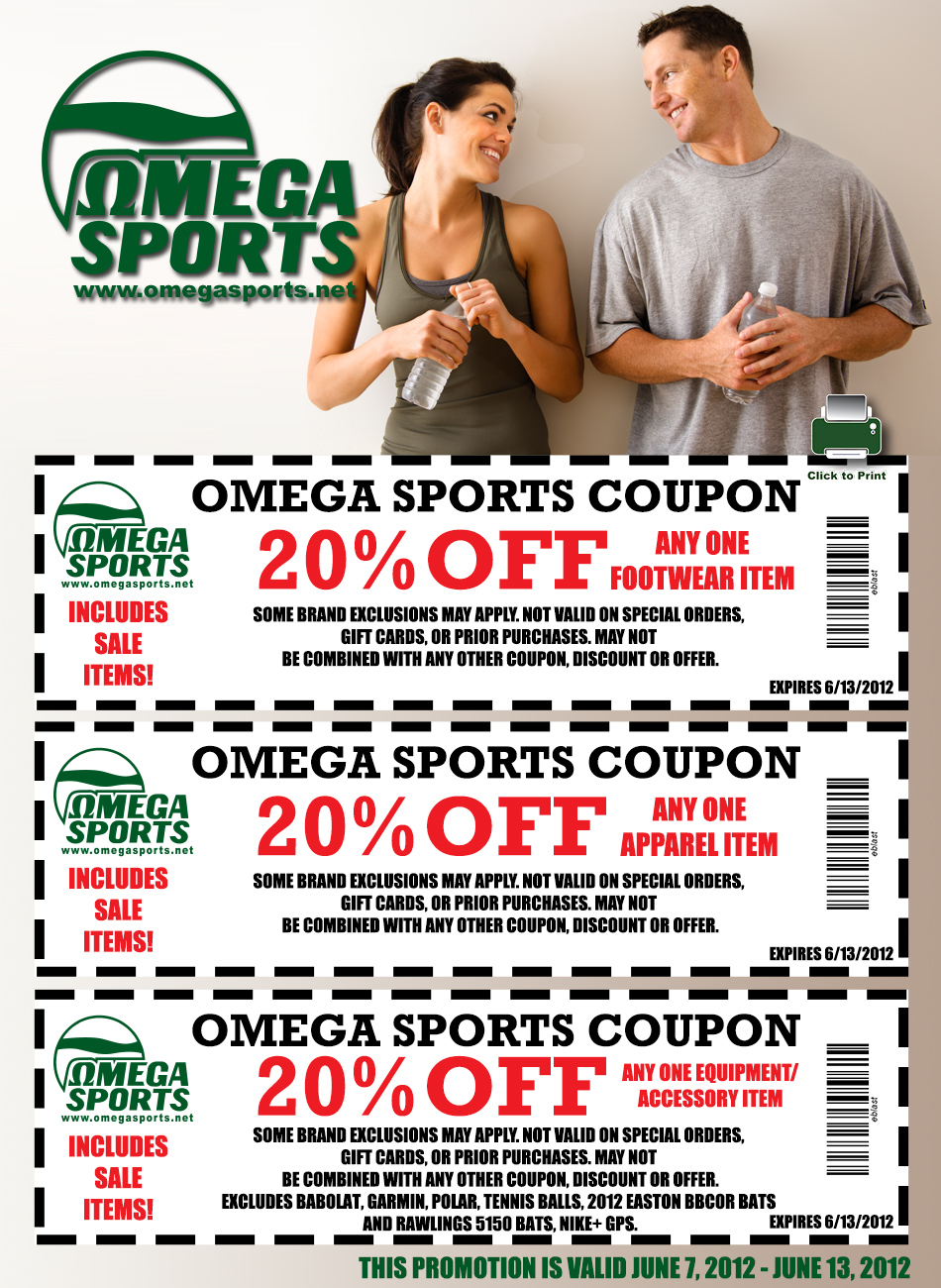 omega sports coupon codes