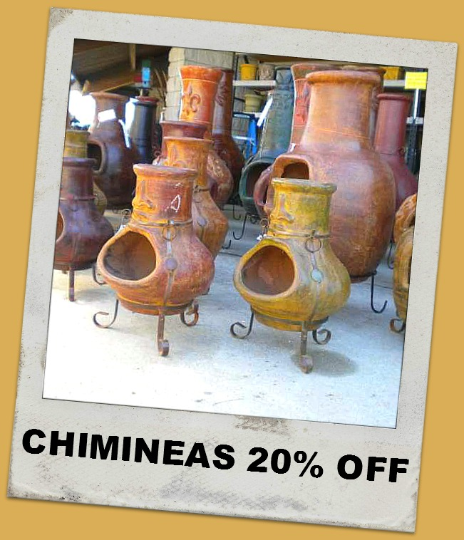 Sale News And Shopping Details March 2012: {Sale Alert} Chiminea Sale At Market Imports
