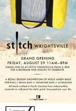 Holly Aiken's Stitch opens a second shop in Wrightsville Beach