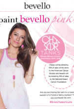 Painting bevello pink