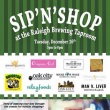 Sip n Shop at Raleigh Brewing