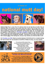 Seaboard Wine hosting a fundraiser for the SPCA of Wake County on Thursday, July 30